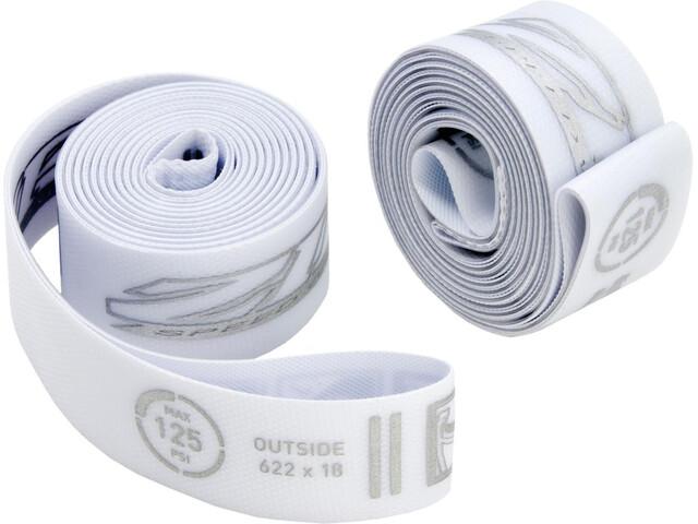 Zipp 700C x 20 mm Fälgband vit